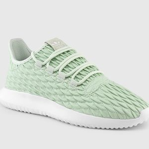 Adidas Tubular Mint green Size 7
